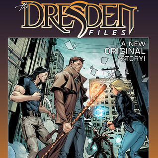 Jim Butcher's The Dresden Files: Wild Card (Issues) (6 Book Series)