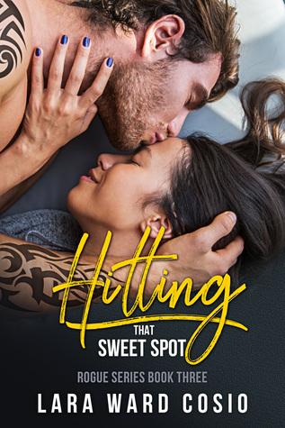 Hitting That Sweet Spot (Rogue Series, #3)