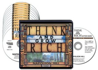 Think and Grow Rich (11 Compact Discs/PDF Workbook)