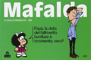 Mafalda Volume 5: Le strisce di Mafalda 641 - 800