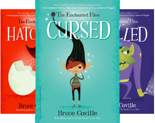 The Enchanted Files (3 Book Series)