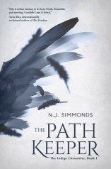 The Path Keeper (The Indigo Chronicles #1) by N.J. Simmonds