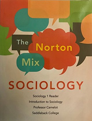 The Norton Mix Sociology Saddleback College