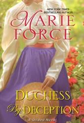 Duchess by Deception (Gilded #1) Pdf Book
