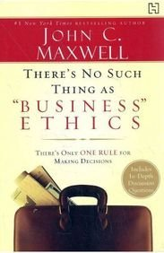 There's No Such Thing as 'Business' Ethics