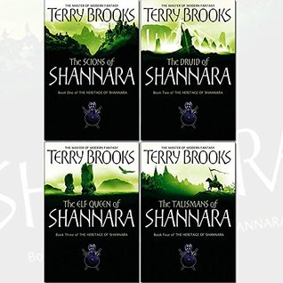 The Shannara Chronicles and The Heritage of Shannara Set