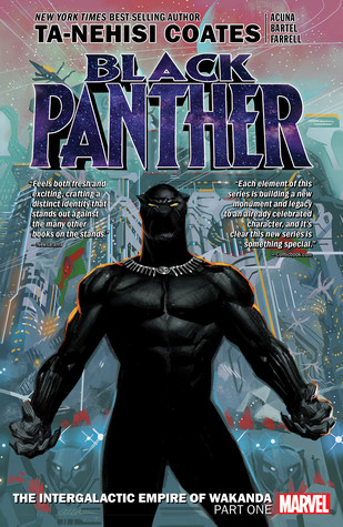 Black Panther, Book 6: The Intergalactic Empire of Wakanda, Part One