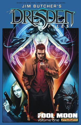 Dresden Files :  Fool Moon Vol 1