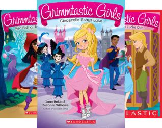 Grimmtastic Girls (8 Book Series)