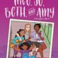 Meg, Jo, Beth, and Amy, a modern retelling of Little Women by Rey Terciero and Bre Indigo