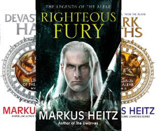 The Legends of the Älfar (3 Book Series)