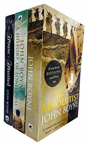 John boyne collection 3 books set