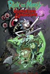 Rick and Morty vs. Dungeons & Dragons Pdf Book