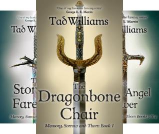 Memory, Sorrow & Thorn (3 Book Series)