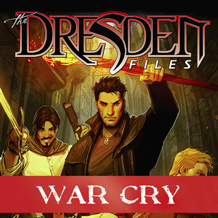 Jim Butcher's The Dresden Files: War Cry (Issues) (5 Book Series)
