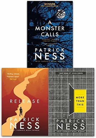 Patrick Ness Collection 3 Books Set