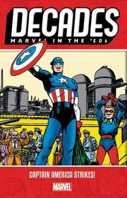 Decades: Marvel in the 50s - Captain America Strikes!