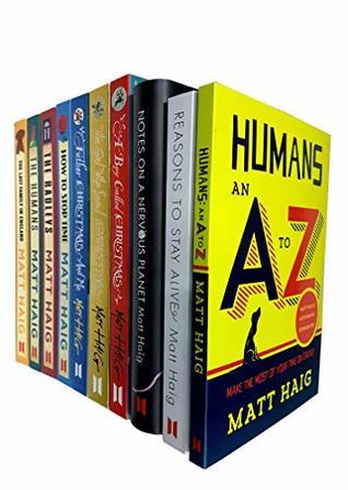 Matt haig collection 10 books set