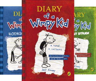Diary of a Wimpy Kid (10 Book Series)
