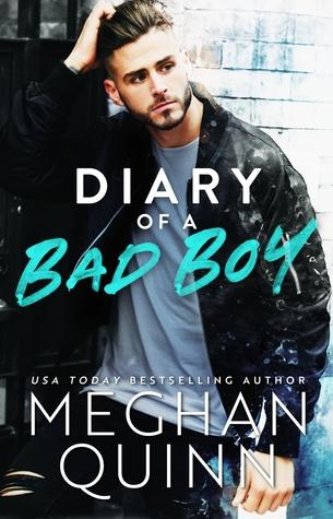 Recensie: Diary of a bad boy van Meghan Quinn