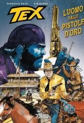 Tex - Romanzi a fumetti n. 9: L'uomo dalle pistole d'oro