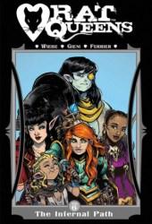 Rat Queens, Vol. 6: The Infernal Path Pdf Book