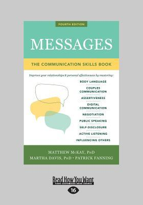 Messages: The Communications Skills Book (Large Print 16pt)