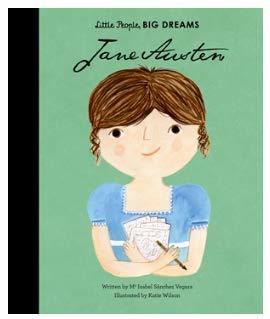 Boxset: Little People, Big Dreams: Anne Frank; Jane Austin; Ella Fitzgerald