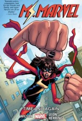 Ms. Marvel, Vol. 10: Time and Again Pdf Book