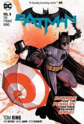 Batman, Volume 9: The Tyrant Wing Pdf Book