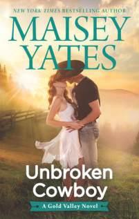 Unbroken Cowboy cover