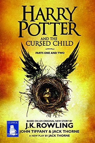 Harry Potter and the Cursed Child - Parts One & Two: The Official Dyslexic Readers Large Print Edition of the Original West End Production