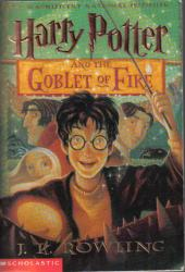 Harry Potter and the Goblet of Fire (Harry Potter, #4) Pdf Book