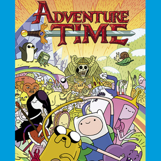Adventure Time (Collections) (16 Book Series)