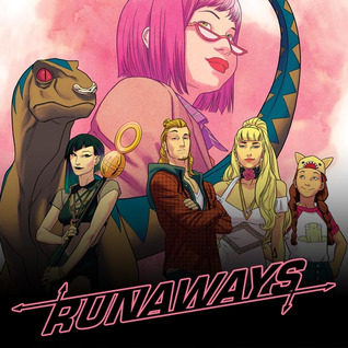 Runaways (2017-) (Collections) (3 Book Series)