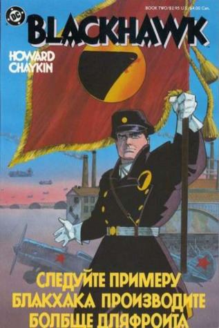 Blackhawk - Book Two: Red Snow (Blackhawk, #2).