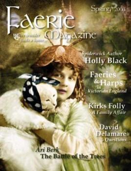 Faerie Magazine #13, Spring 2008