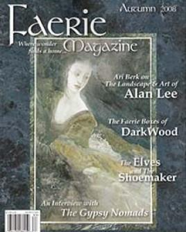 Faerie Magazine #15, Autumn 2008