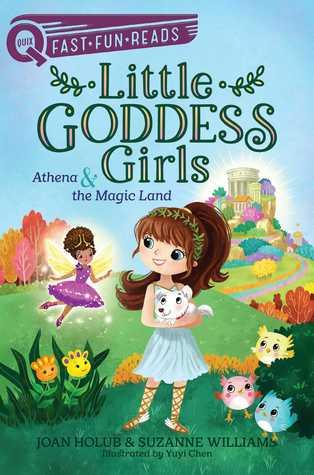Athena & the Magic Land (Little Goddess Girls #1)