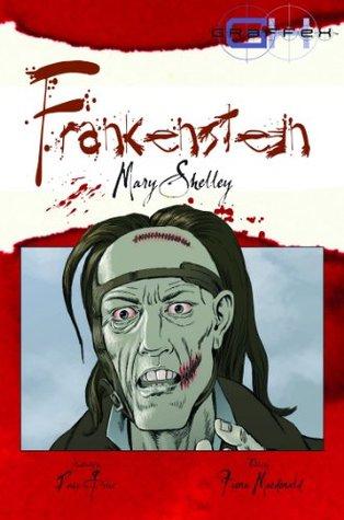 GRAPHIC HORROR: FRANKENSTEIN [Paperback] [Jan 01, 2017] MARY SHELLEY
