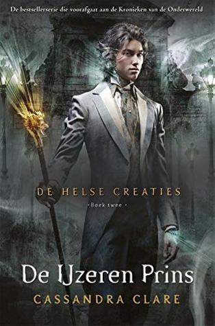 De Helse Creaties 2 - De IJzeren Prins