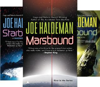 Marsbound (3 Book Series)