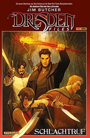 Jim Butcher: Dresden Files: Bd. 2: Schlachtruf