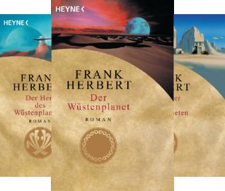 Der Wüstenplanet (Reihe in 9 Bänden)