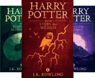 Die Harry-Potter-Buchreihe (Reihe in 7 Bänden)