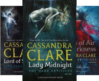 The Dark Artifices (3 Book Series)
