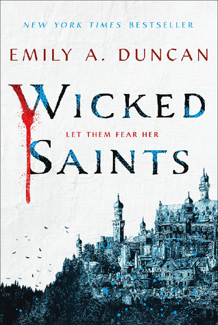 Something Dark and Holy (2 Book Series)