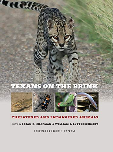 Texans on the Brink: Threatened and Endangered Animals (Integrative Natural History Series, sponsored by Texas Research Institute for Environmental Studies, Sam Houston State University)