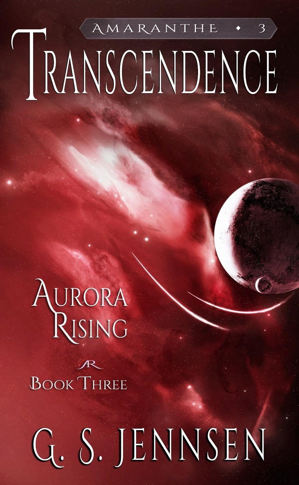 Transcendence (Aurora Rising #3)