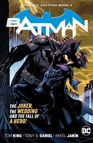 Batman: The Rebirth Deluxe Edition - Book 4 (Batman (2016-))